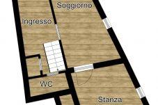 Casa a Caderzone Terme - 003 Porzione di casa, Caderzone Terme